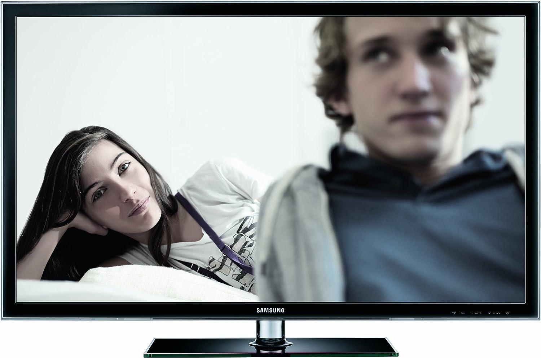 Samsung UE46D5000PWXZG - Televisión LED de 46 pulgadas Full HD (50 Hz): Amazon.es: Electrónica