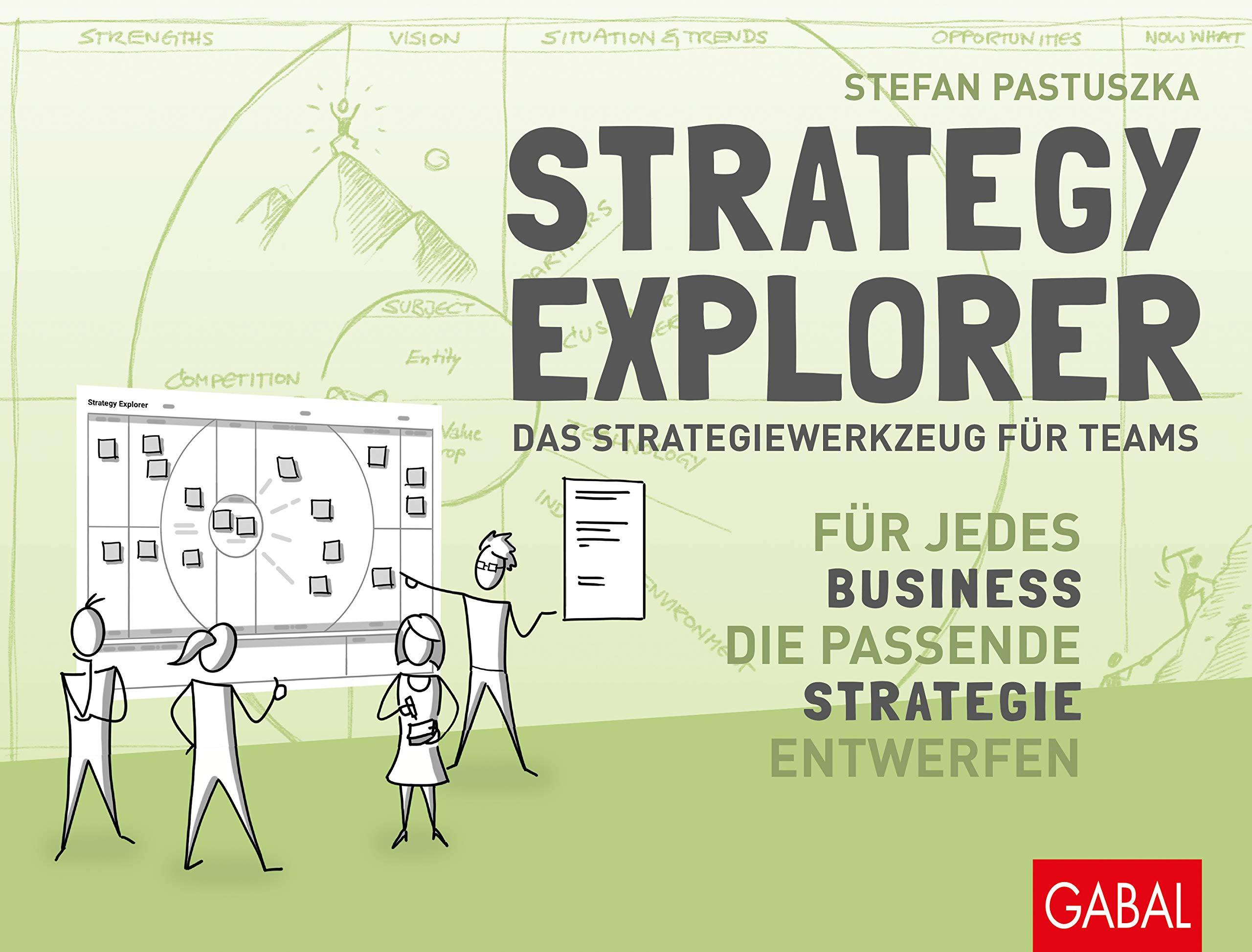 Strategy Explorer – Das Strategiewerkzeug Für Teams  Für Jedes Business Die Passende Strategie Entwerfen  Dein Business