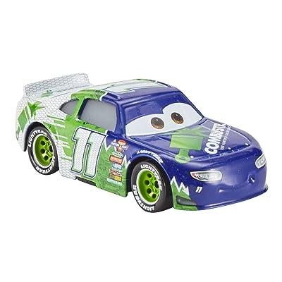 """'Mattel Disney Cars dxv60""""3la puce de Cast gearings véhicule"""