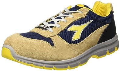 Diadora Unisex Adults  Run Textile Low S1p Work Shoes  Amazon.co.uk ... 96c7b7e7ebd