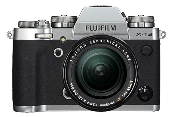 Lifestyles Fujifilm X-T3 Mirrorless Digital Camera with 18-55mm Lens kit with Memory Card and Bag Mirrorless System Cameras at amazon