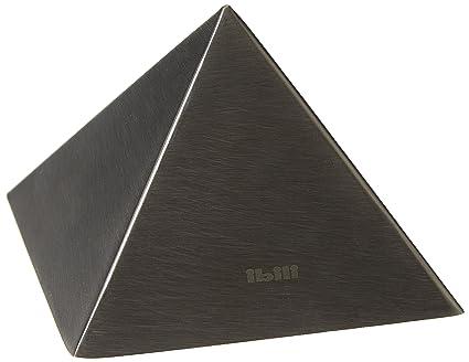 IBILI 725809 - Molde Piramide Inox 9X9X6 Cm
