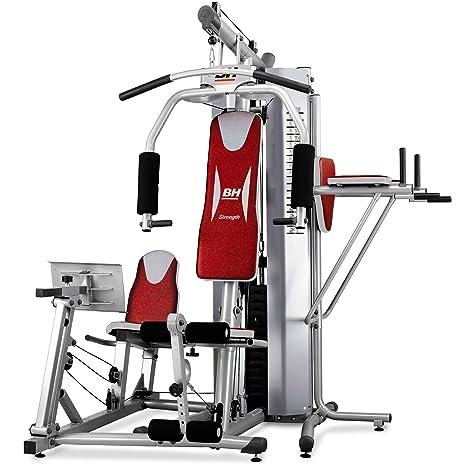 BH Fitness Global Gym Plus - Máquina de fitness, Multiestación ...
