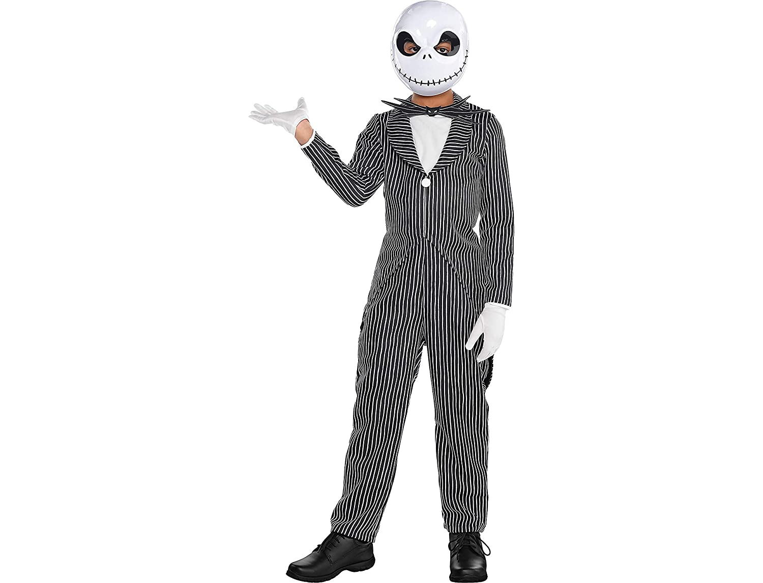 Amazon.com: Amscan The Nightmare Before Christmas Jack Skellington ...