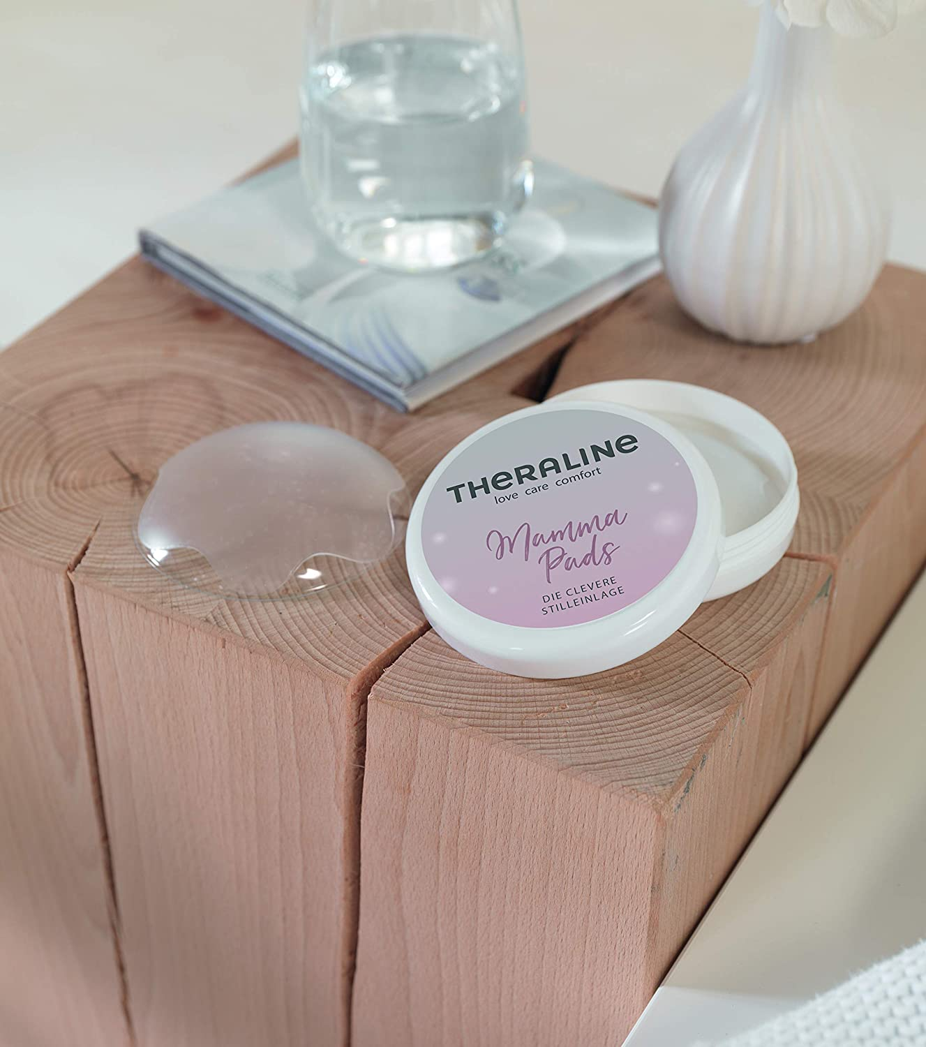 Theraline Coussinets d'allaitement « Mamma Pads »