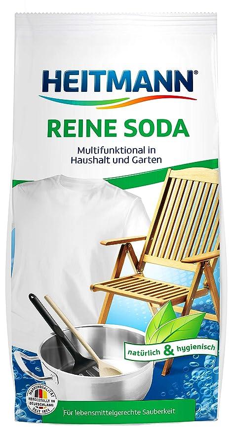 Heitmann Reine Soude 500 g (ALD15)  Amazon.fr  Hygiène et Soins du corps 0a4397ae3cd