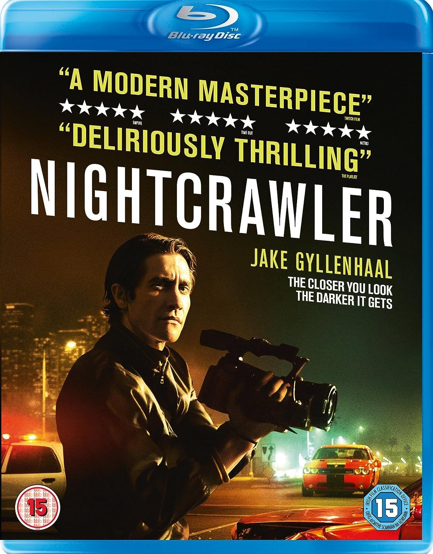 Nightcrawler [Blu-ray] [2014]: Amazon co uk: Jake Gyllenhaal
