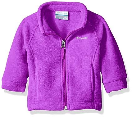 Amazon.com: Columbia Baby Girls' Benton Springs Fleece Jacket ...
