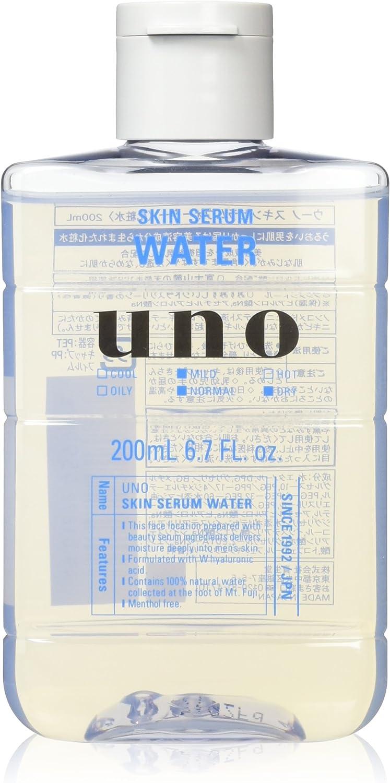 資生堂 ウーノ スキンセラムウォーター 男性用化粧水