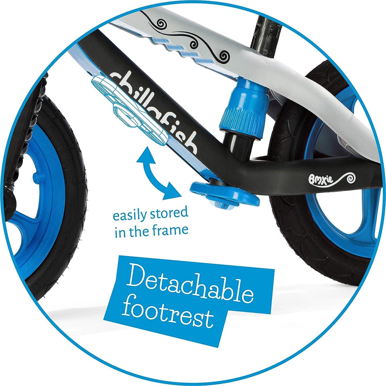 Chillafish BMXie-RS Bicicleta de Aprendizaje Color Azul /única CPMX01BLU-RS