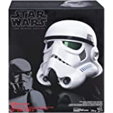 Star Wars The Black Series Imperial Stormtrooper Electronic Voice Changer Helmet, One Size