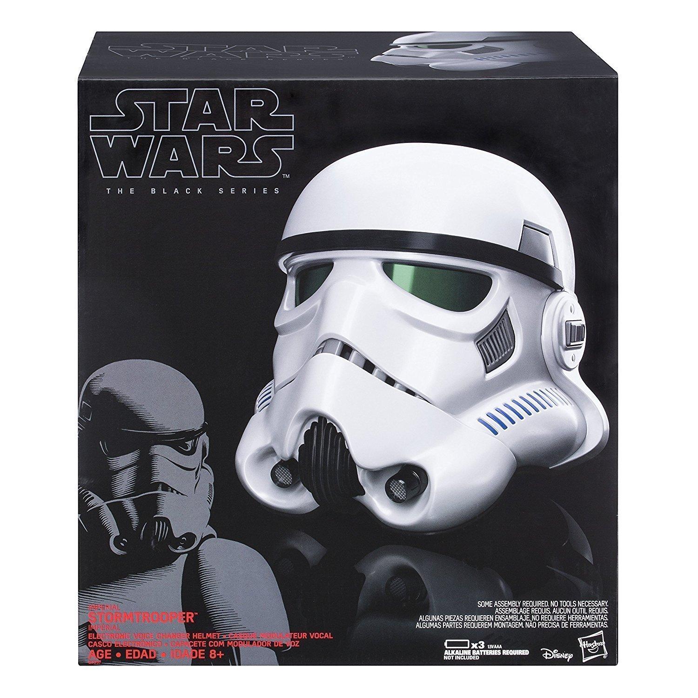 Casco Stortrooper Black Series desde solo 157,50€