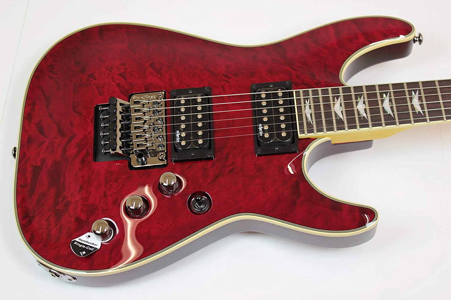 SCHECTER OMEN EXTREME-6FR AD-OM-FR-EXT BCH [IW18080075]   B07MGNGXFG