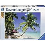 Ravensburger - 14389 - Puzzle Classique - Plage Punta Bonita - 500 Pièces