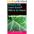 Dissect and Learn Excel® VBA in 24 Hours: Changing workbook appearance