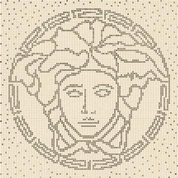 MEDUSSA CROSS STITCH CHART