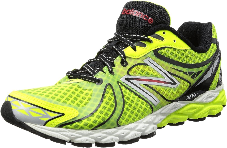 New Balance M870 D - Zapatillas de correr de material sintético hombre, amarillo - Gelb (YG3 YELLOW/BLACK 7), 40.5: Amazon.es: Zapatos y complementos