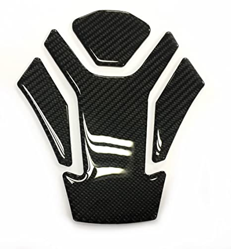 Amazon.com: cmds Real Carbon Fiber Motorcycle Tank Protector ...