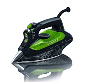 Rowenta DW6010 Eco Intelligence 2400-Watt Steam Iron, 220V (Non-USA Compliant)