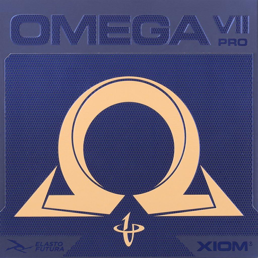 XIOM Omega VII Pro Tenis de Mesa Caucho