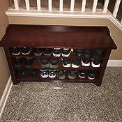 Amazon.com: Winsome Dayton gabinete de almacenamiento mesa ...