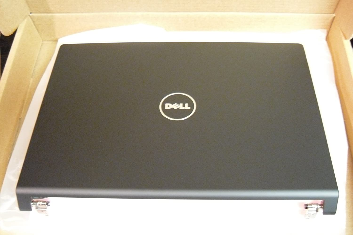 New DELL Studio 1535 1536 1537 15.4 inches LCD Back Cover Top Lid Rear Cover T924F P613X-Matte Black