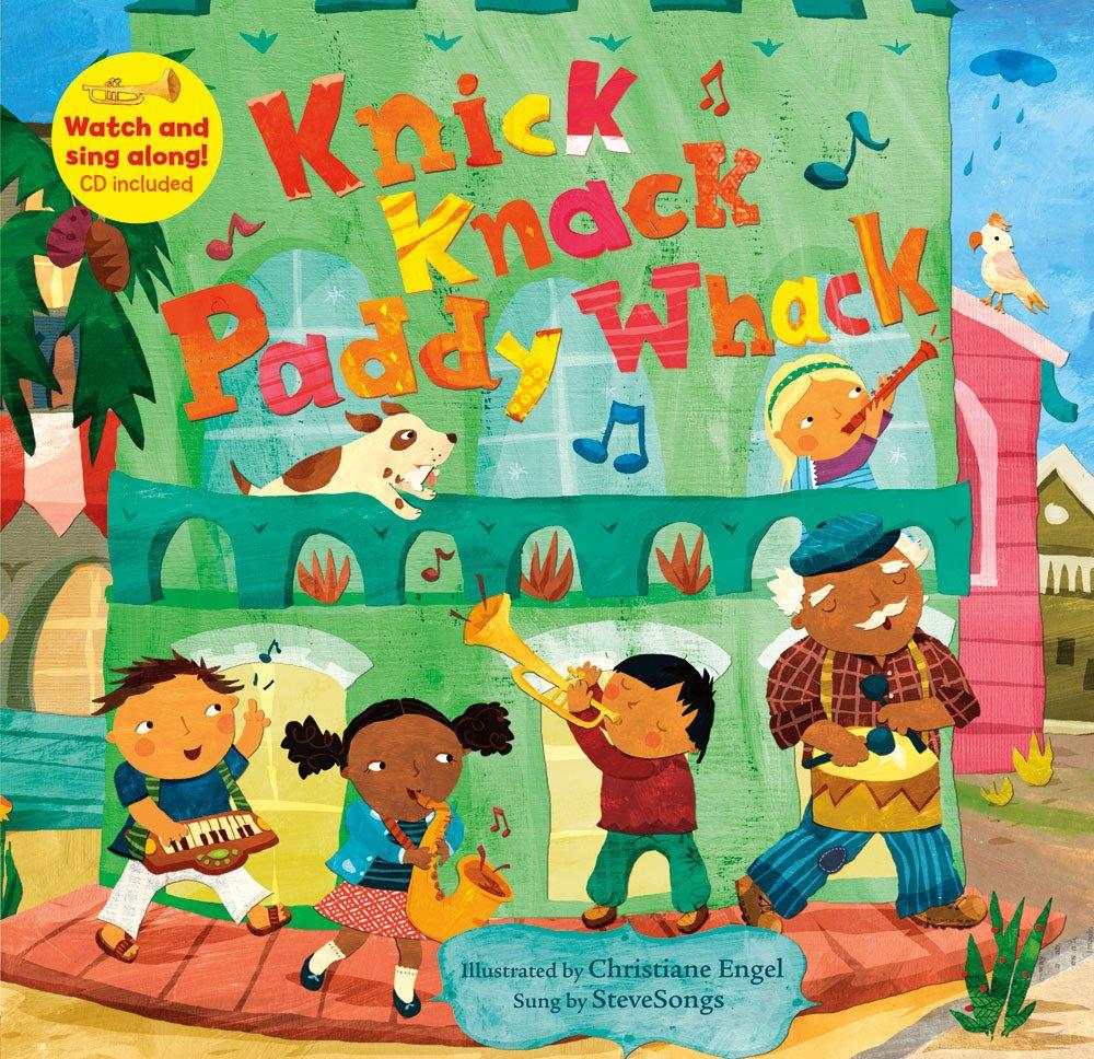 Knick Knack Paddy Barefoot Singalong product image