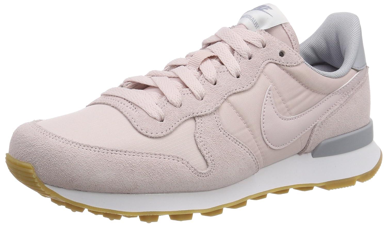 NIKE Womens Internationalist Fashion Colorblock Running Shoes B07BT87QL2 7.5 B(M) US|Pink