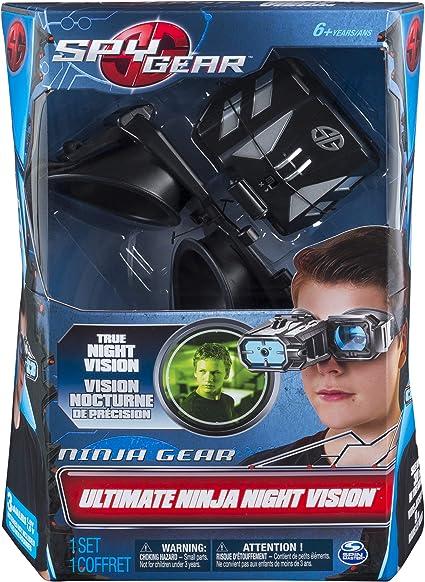 Amazon.com: Spy Gear Ult Ninja Visión nocturna: Toys & Games