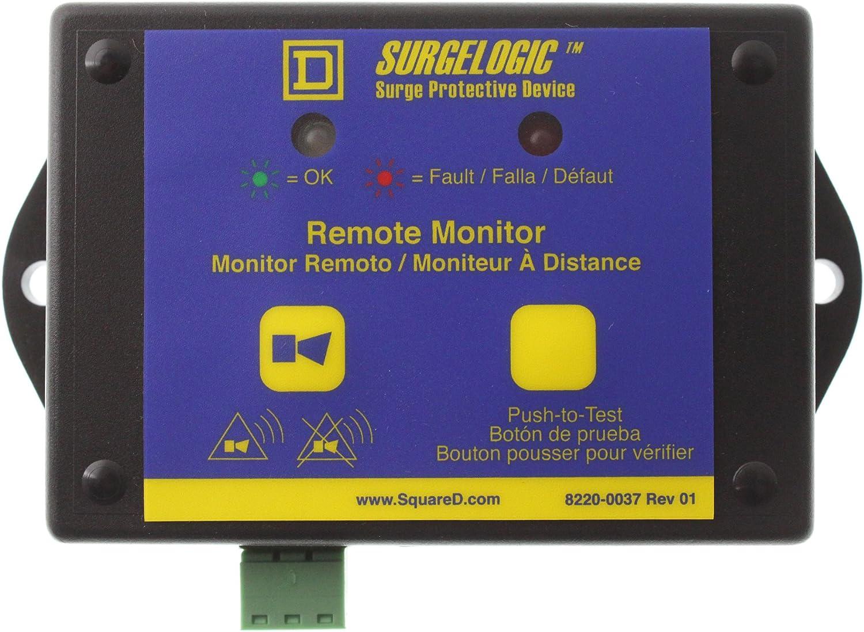 Schneider Electric tvss mando a distancia Monitor tvs12rmu: Amazon.es: Bricolaje y herramientas