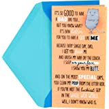 Hallmark Funny Father's Day Card from Cat (Good to Have a Dad Like You)