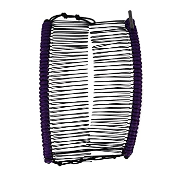 Amazon Com Banana Clip By Hairzing Double Comb For Thick Curly