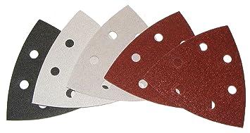 Schleifblatt-Set für Multi-Cutter 93 mm Bosch 5-tlg 2608621104