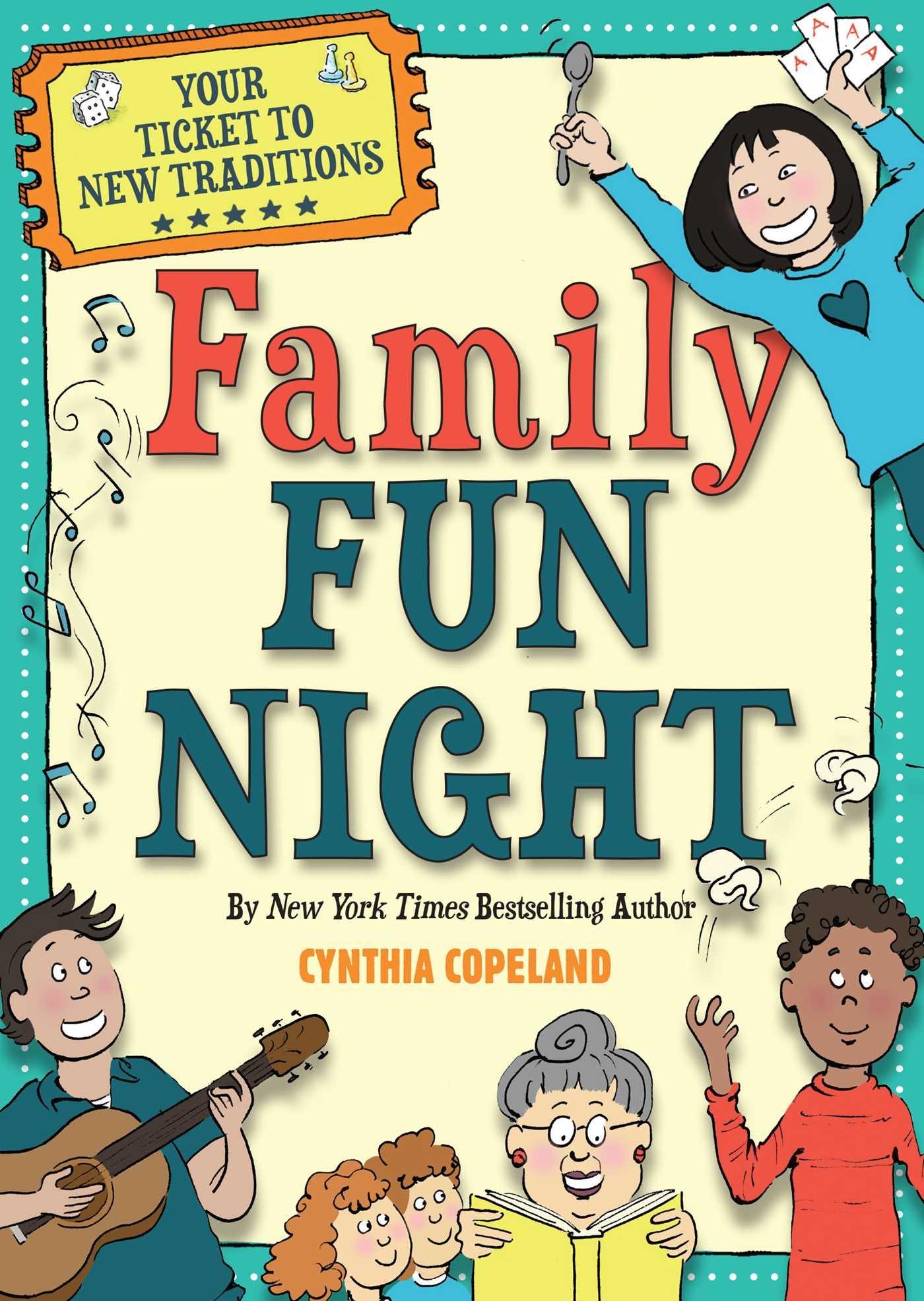 Family Fun Night Cynthia Copeland product image