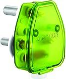 Smart Anchor Plastic 16A Plug Top (Multicolour)