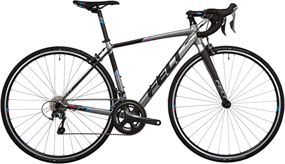 Felt FR40W - Bicicleta Carretera - Plateado Tamaño del cuadro 54 ...