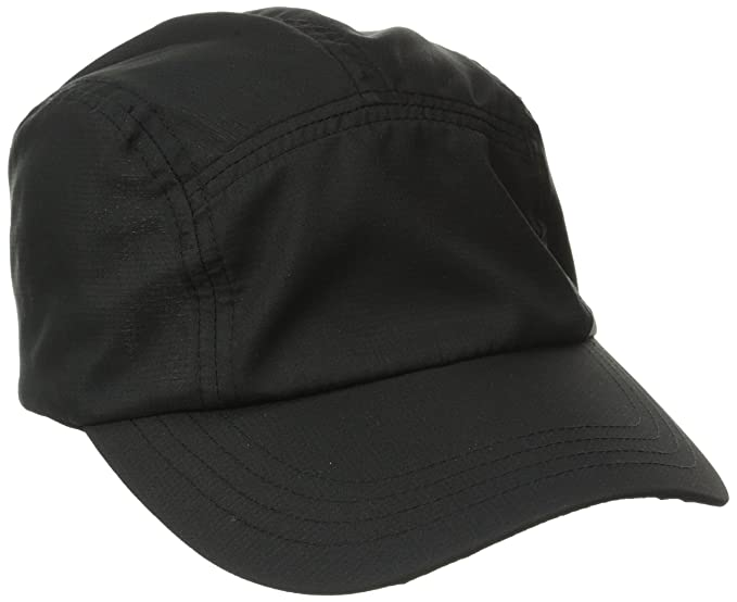 63502fc38b477f San Diego Hat Co. Men's 5 Panel Athletic Ball Cap, Black One Size at ...