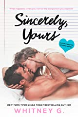 Sincerely, Yours Kindle Edition