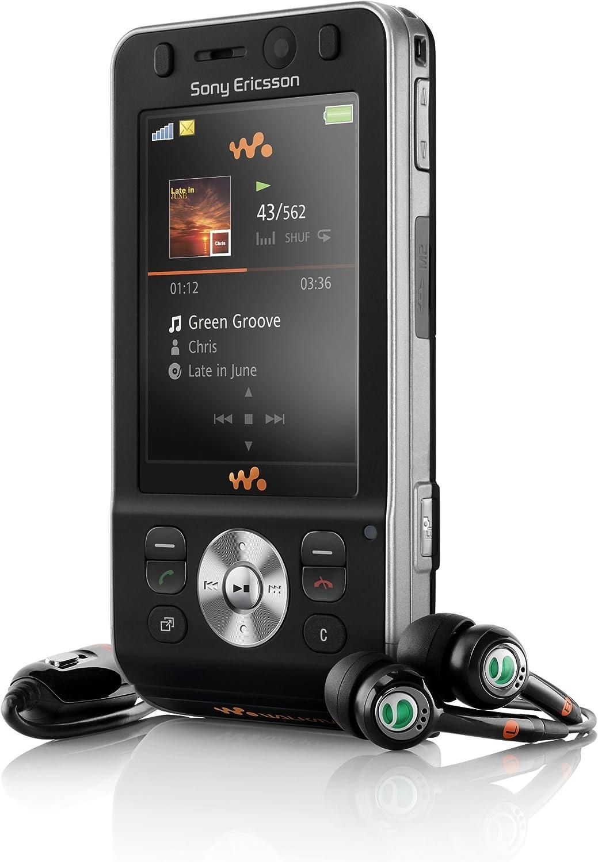 Sony Ericsson W910I - Teléfono Móvil Libre