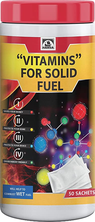 Amazon.com: HANSA Solid Fuel