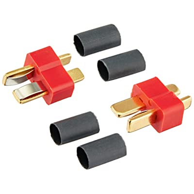 WS Deans 1302 2 Pack Male Ultra Plug: Toys & Games
