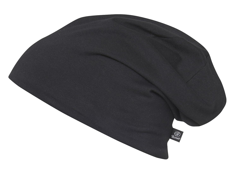 Brandit Slouch Jersey Beanie Chapeau dhiver Hommes Femmes