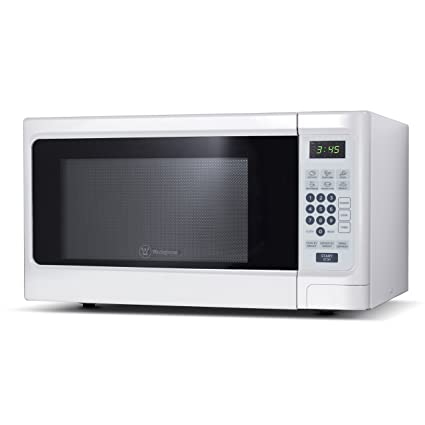 Merveilleux Westinghouse, WCM11100W, Countertop Microwave Oven, 1000 Watt, 1.1 Cubic  Feet, White