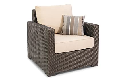 Amazon.com: dorado Coast Living Huntington Lounge silla y ...