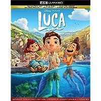 Luca (Feature) [Blu-ray] (Bilingual)