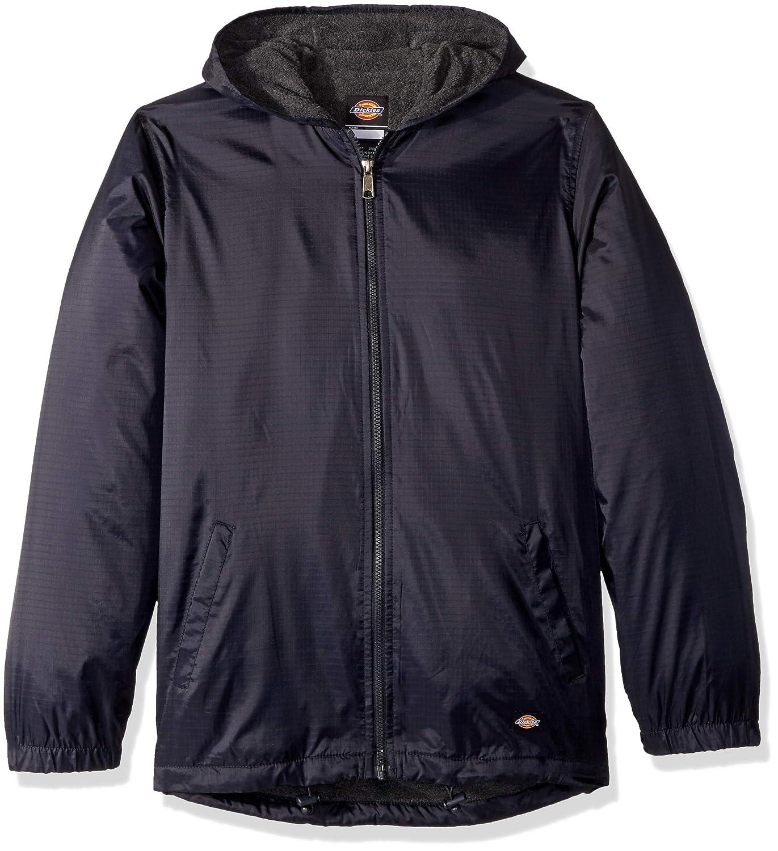 Dickies Kids Fleece Lined Hooded Jacket KJ237