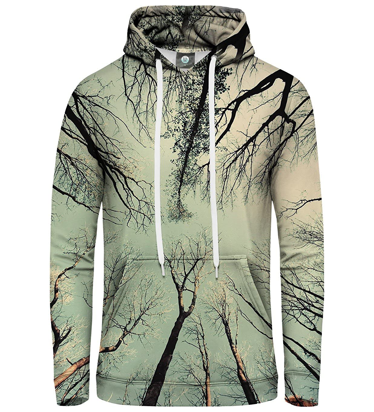 Aloha from Deer Unisex XS-2XL Printed Hoodie Sight