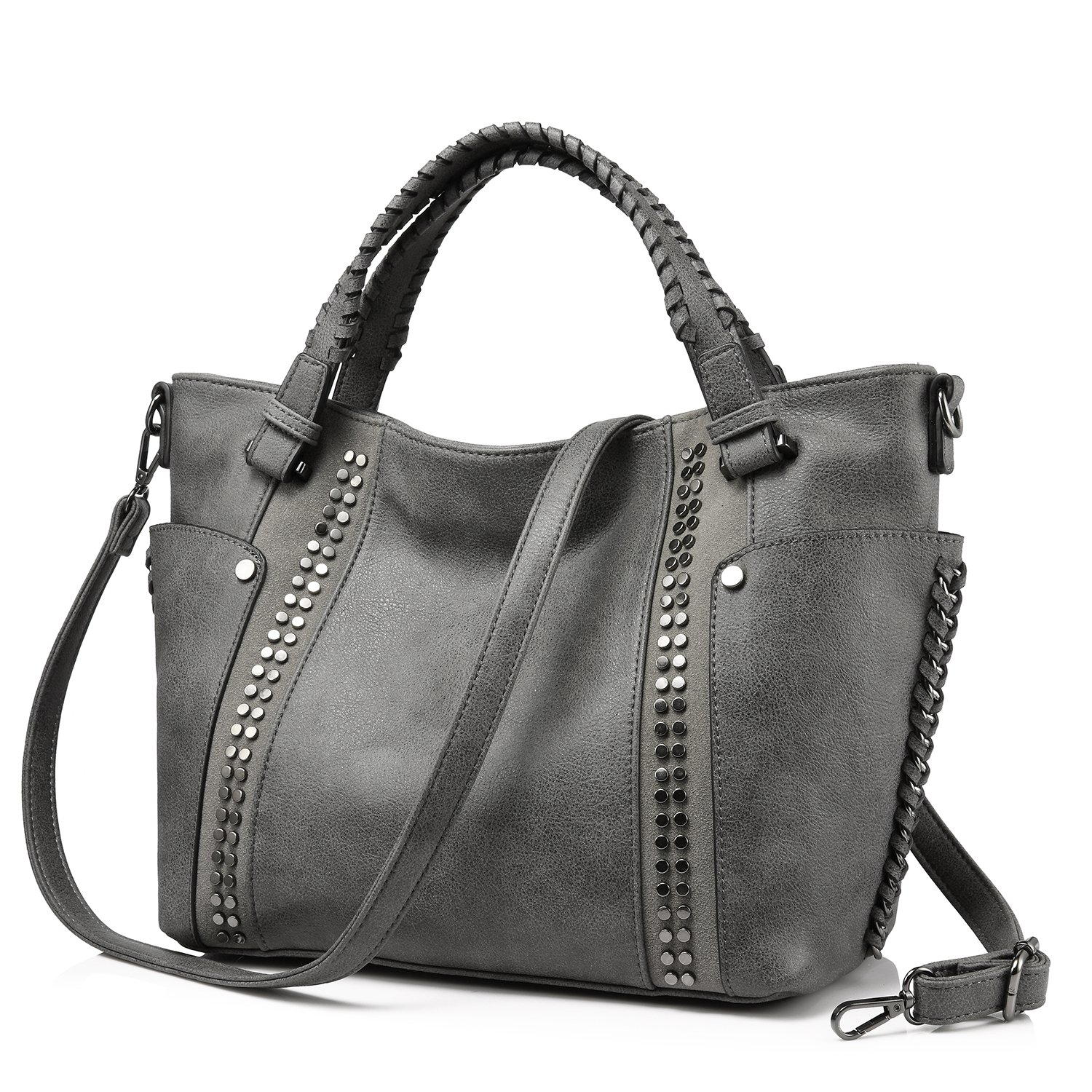 618b4a0b17ac Tote Bag for Women Large Faux Leather Purse and Handbags Ladies Work ...