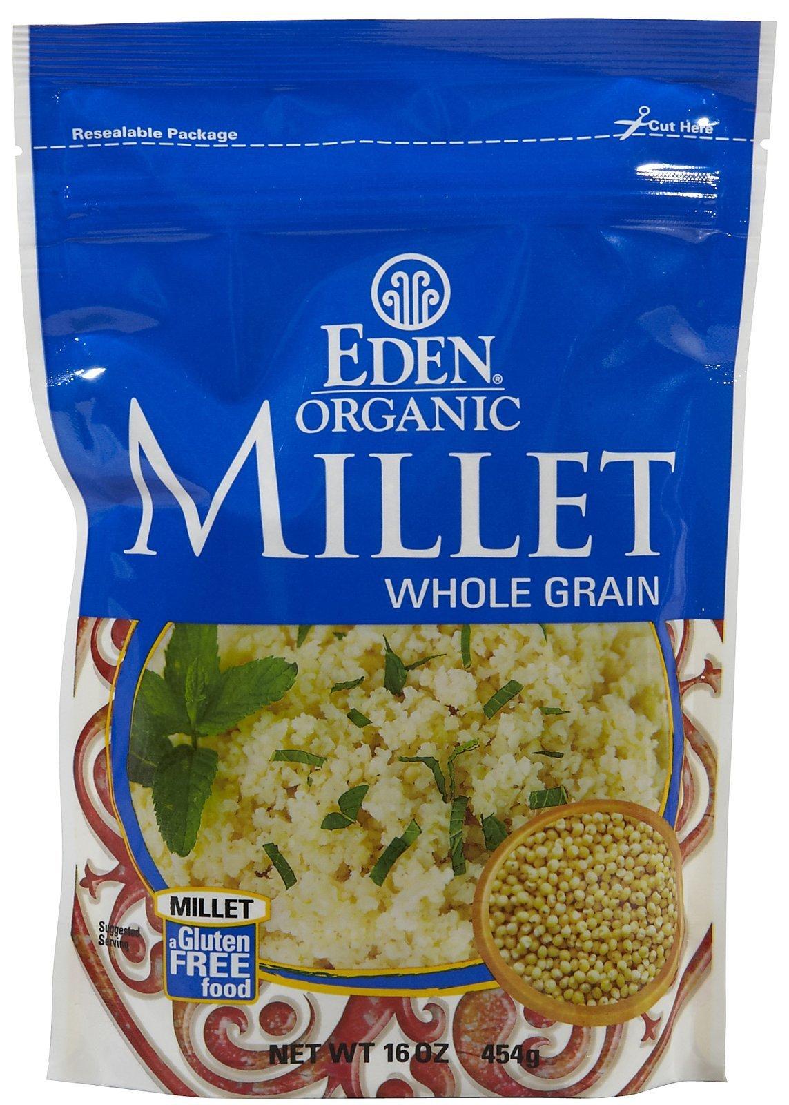Eden Millet - Whole Grain - 16 oz