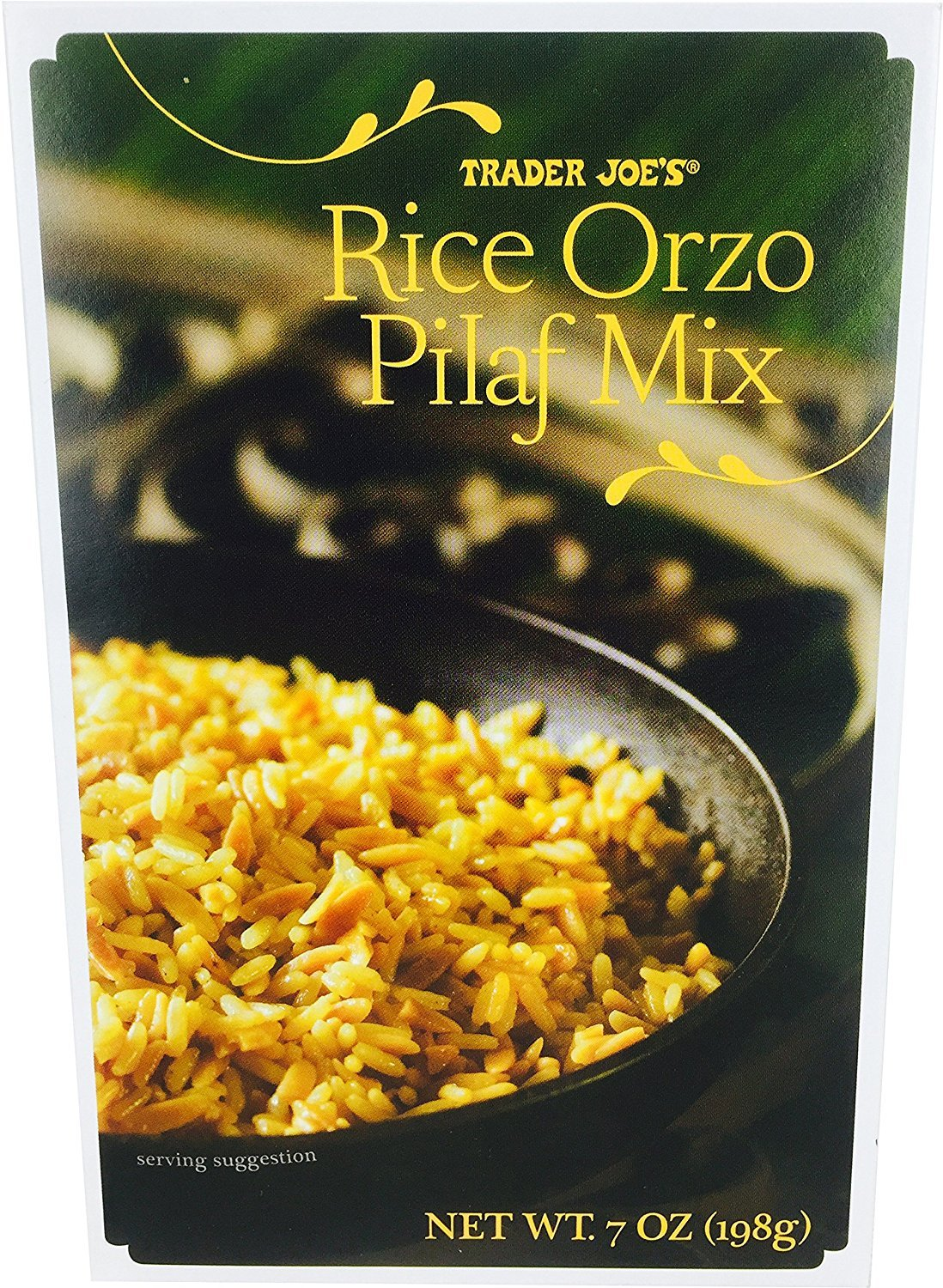 Trader Joe's Rice Orzo Pilaf Mix 7oz by Trader Joe's